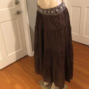 Indi Beaded Skirt